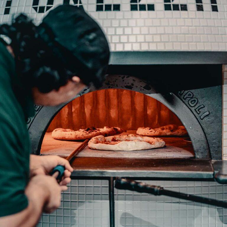 Purezza Oven shot front