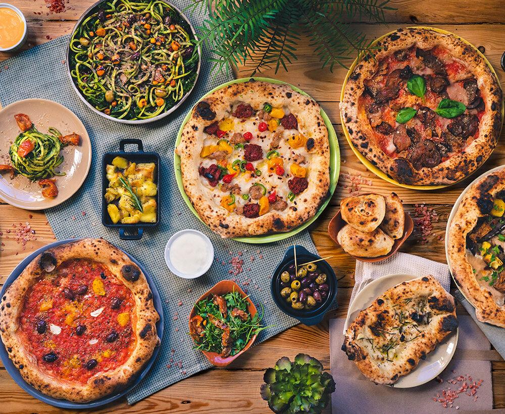 Purezza menu